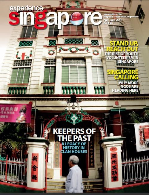 Experience Singapore Issue 43