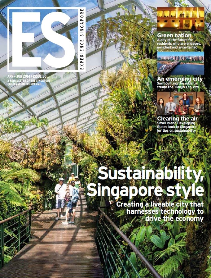 Experience Singapore Issue 50