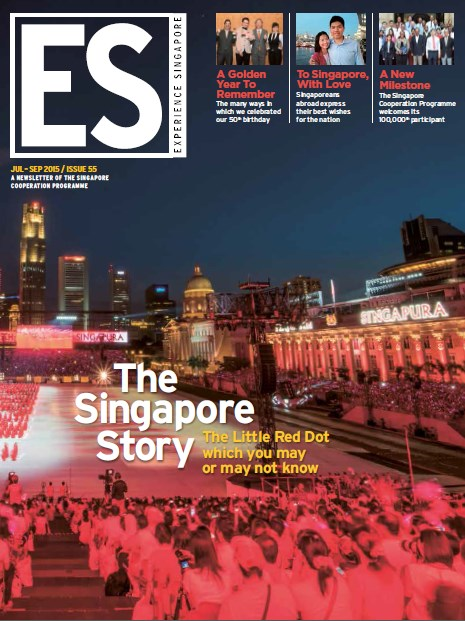 Experience Singapore Issue 55