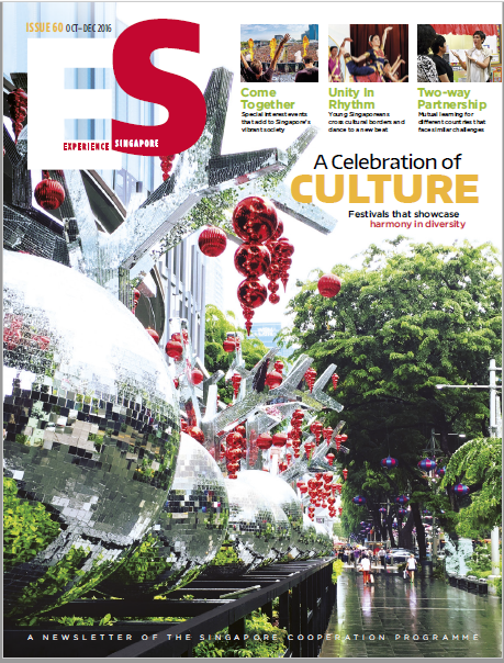 Experience Singapore Issue 60